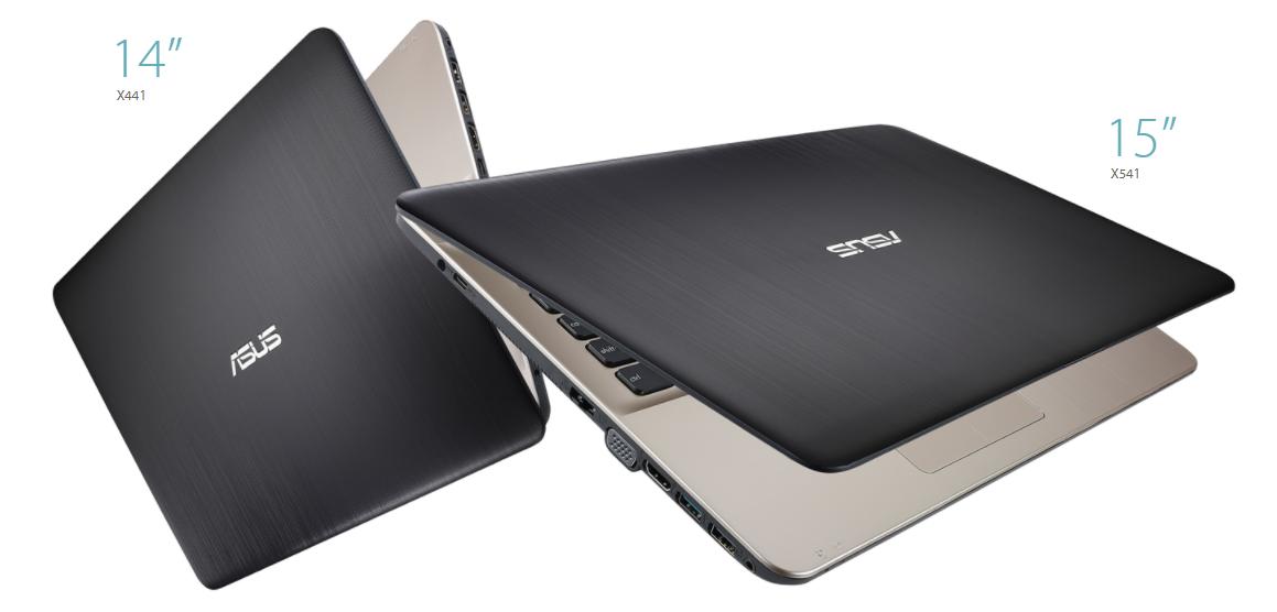 harga dan spesifikasi ASUS VivoBook Max X441UV