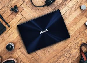 Harga dan Spesifikasi Asus ZenBook 13 UX331UN