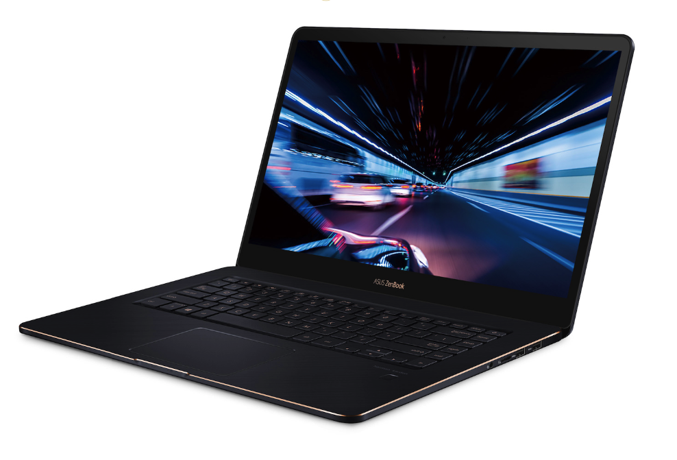 Price and Specifications of ASUS ZenBook Pro 15 UX550GE