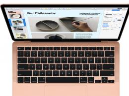 Harga dan Spesifikasi macbook air 2018