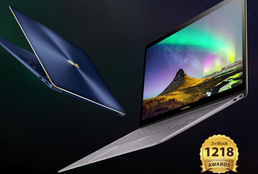 harga dan spesifikasi ASUS ZenBook