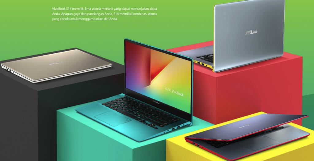 Harga dan Spesifikasi Asus VivoBook S14
