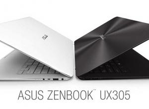 Harga dan Spesifikasi asus zenbook ux305